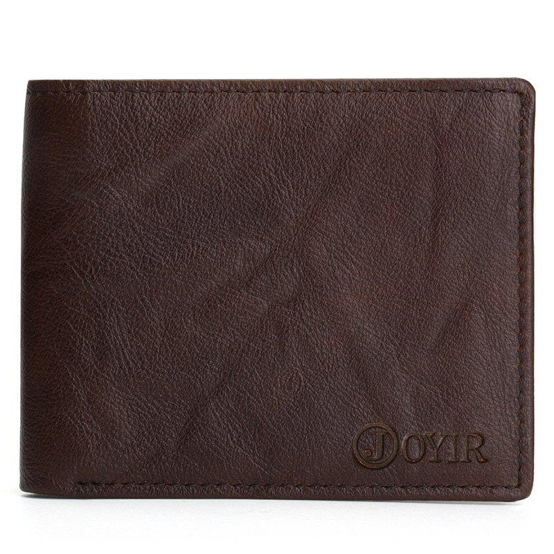 Hot JOYIR 2031 Fashion Leather Men Wallet