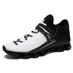 Outdoor Chic Breathable Shock-absorbing Sneakers for Couple -