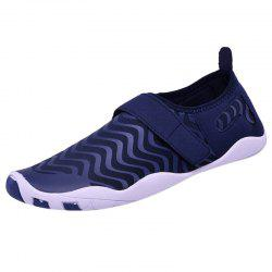 Non Lace Lycra Elastic Sneakers for Men -