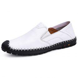 Loisirs Chaussures confortables Oxford Slip-on Casual pour hommes -