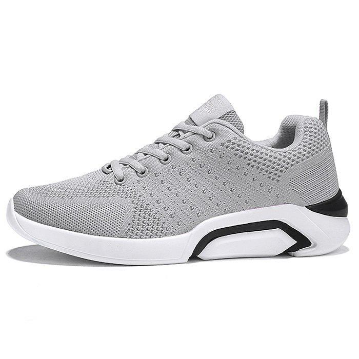 Unique Fashion Lightweight Mesh Breathable Running Shoes for Man