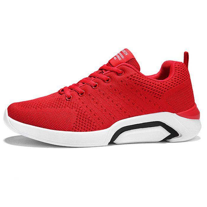 Latest Fashion Lightweight Mesh Breathable Running Shoes for Man