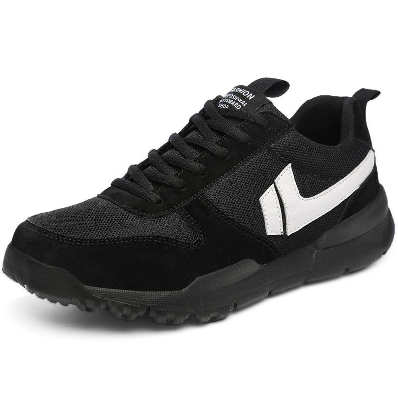 Chic Shock Absorbing Air Mesh Sneakers for Men
