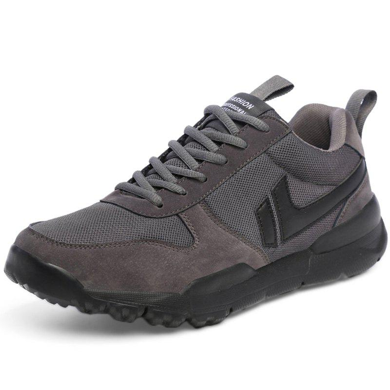 Outfits Shock Absorbing Air Mesh Sneakers for Men