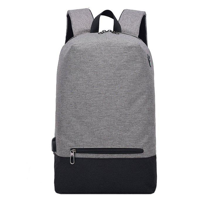 Buy Polyester Casual Student Backpack