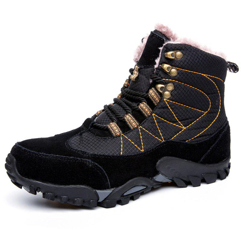 Outfit Trendy Outdoor Warm Anti-slip Boots for Men