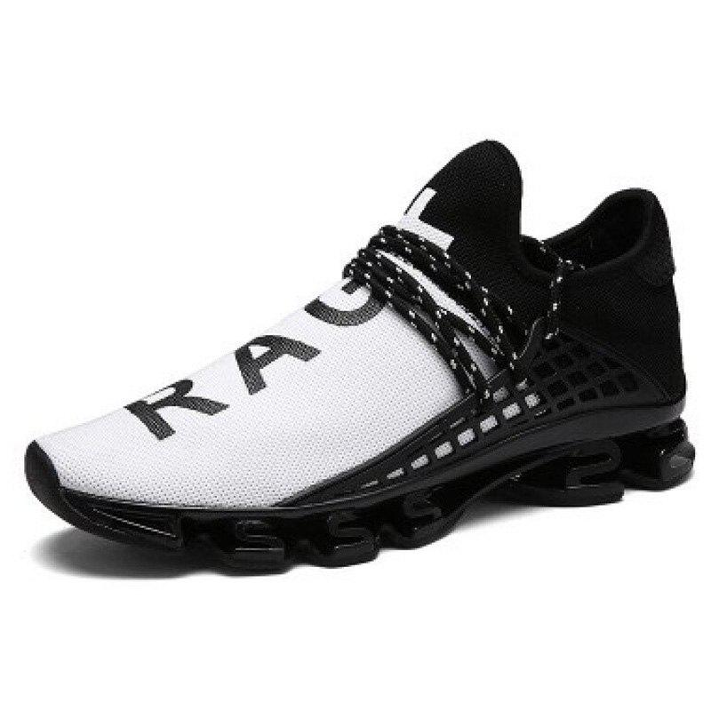 Store Outdoor Chic Breathable Shock-absorbing Sneakers for Couple