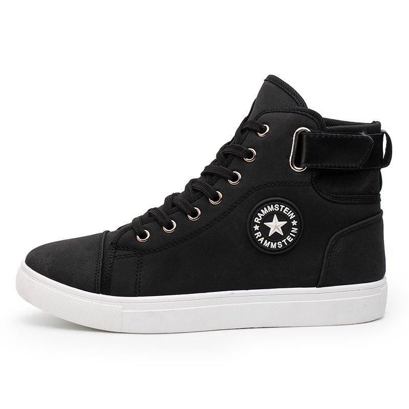Store Male Fashion Sports Shoes Lightweight High Sneakers