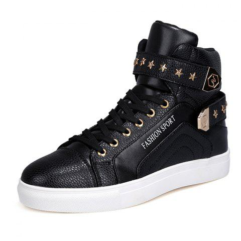 Casual Stylish High Top Shoes for Men