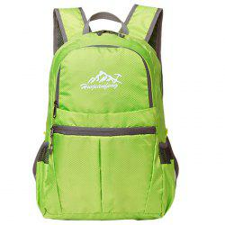 HUWAIJIANFENG Fashion Outdoor Lightweight Foldable Water-resistant Backpack -