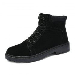 Autumn Winter Suede Martin Boots for Man -