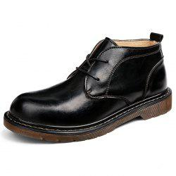 Genuine Leather Casual Boots for Men -