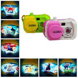 Children Cartoon Projection Camera Toy -