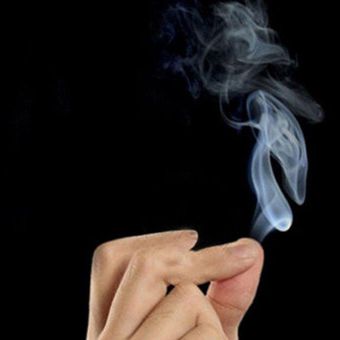 Magic Trick Smoke from Finger Surprise