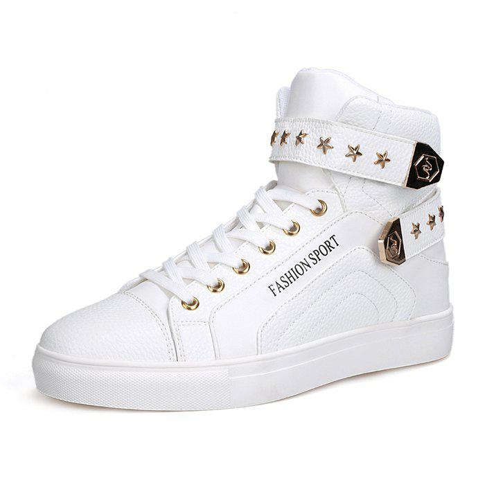 Best Casual Stylish High Top Shoes for Men