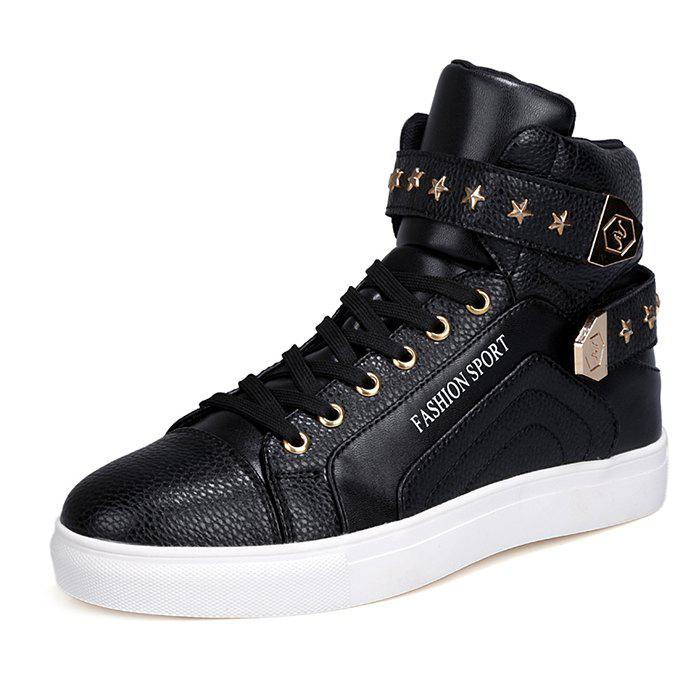 Latest Casual Stylish High Top Shoes for Men