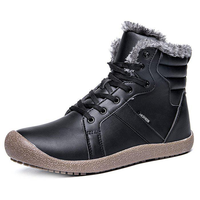 Buy Comfortable Casual Snow Boots for Men