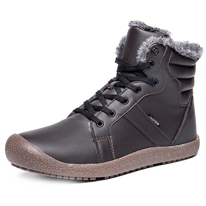 Shops Comfortable Casual Snow Boots for Men