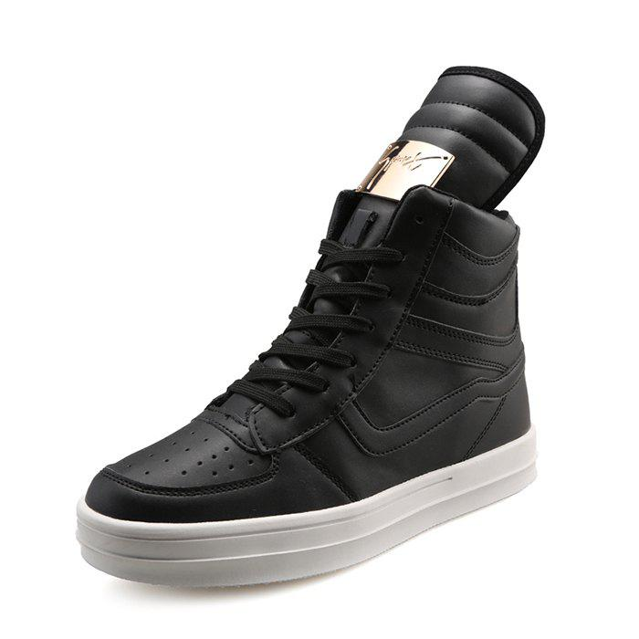 Sale Fashionable High Top Casual Shoes for Men