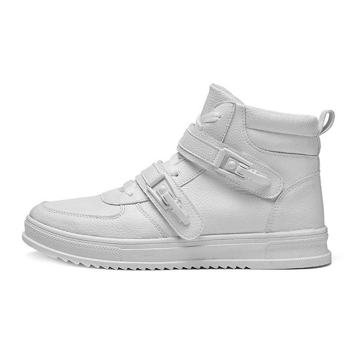 Trendy Men's High Casual Shoes