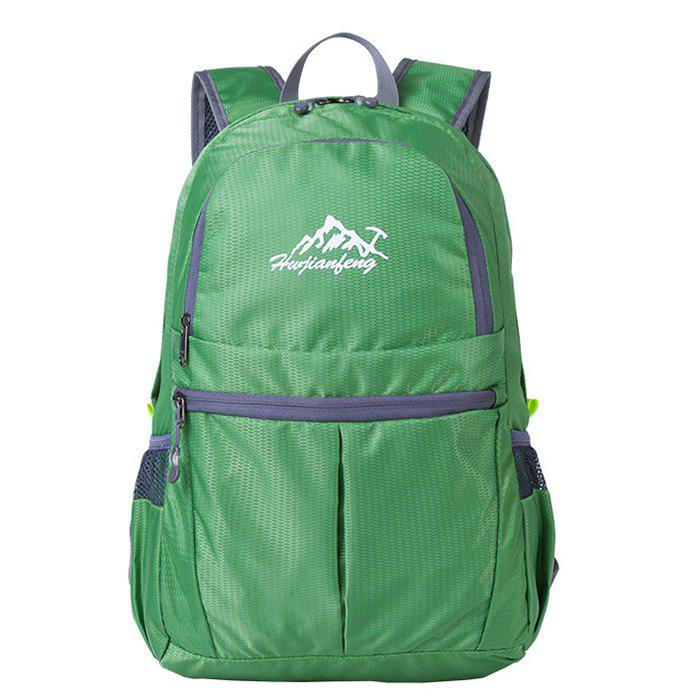 Online HUWAIJIANFENG Fashion Outdoor Lightweight Foldable Water-resistant Backpack
