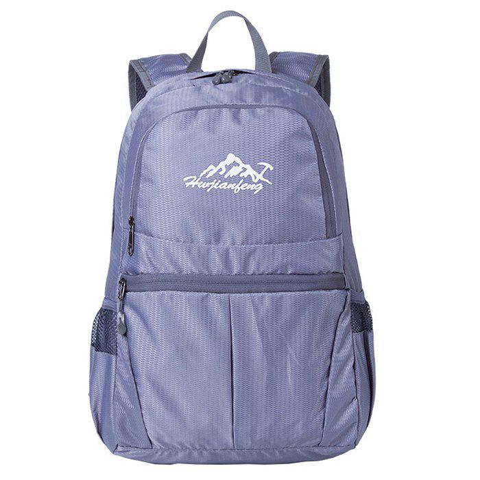 922541967d82 Chic HUWAIJIANFENG Fashion Outdoor Lightweight Foldable Water-resistant  Backpack