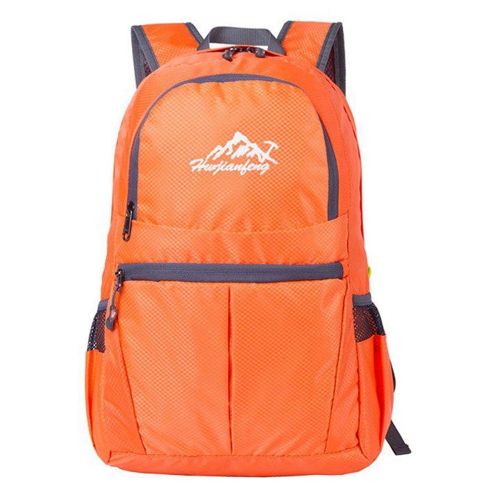 51d648756143 Affordable HUWAIJIANFENG Fashion Outdoor Lightweight Foldable Water-resistant  Backpack