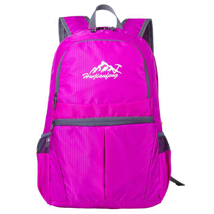 Store HUWAIJIANFENG Fashion Outdoor Lightweight Foldable Water-resistant Backpack