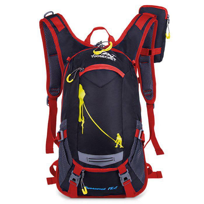 Latest HUWAIJIANFENG Fashion Outdoor Breathable Water-resistant Cycling Backpack