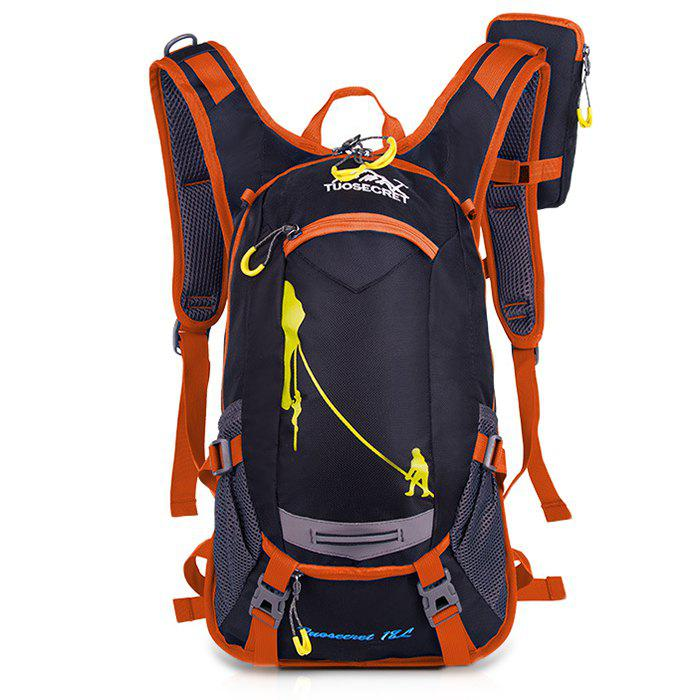 Unique HUWAIJIANFENG Fashion Outdoor Breathable Water-resistant Cycling Backpack