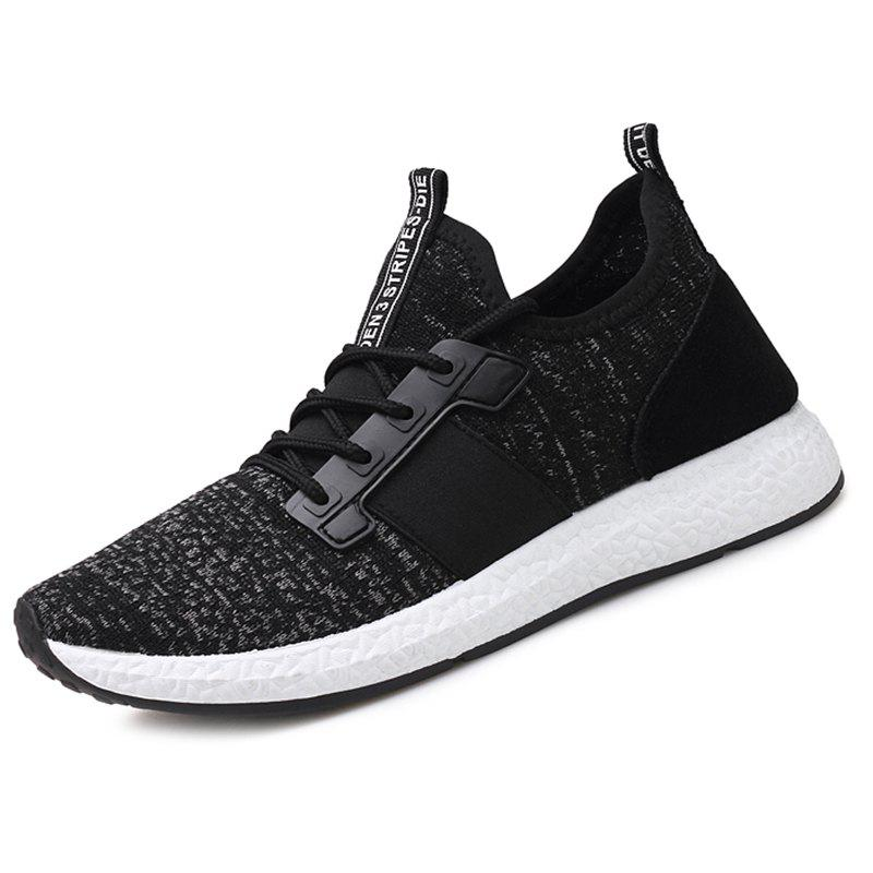 New Creative Breathable Classic Lace-up Durable Sneakers for Men