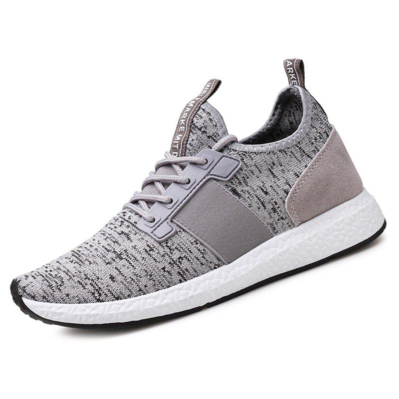 Latest Creative Breathable Classic Lace-up Durable Sneakers for Men