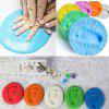 Baby Hand Print Footprint Soft Clay DIY Toys for Entertainment -