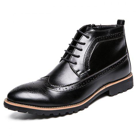 Image of High top Brock Boots for Man