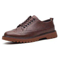 Stylish Leather Shoes for Men -
