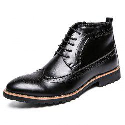 High-top Brock Boots for Man -