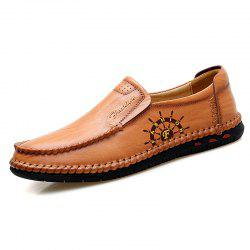 Mocassins Style Simple Casual pour Hommes -