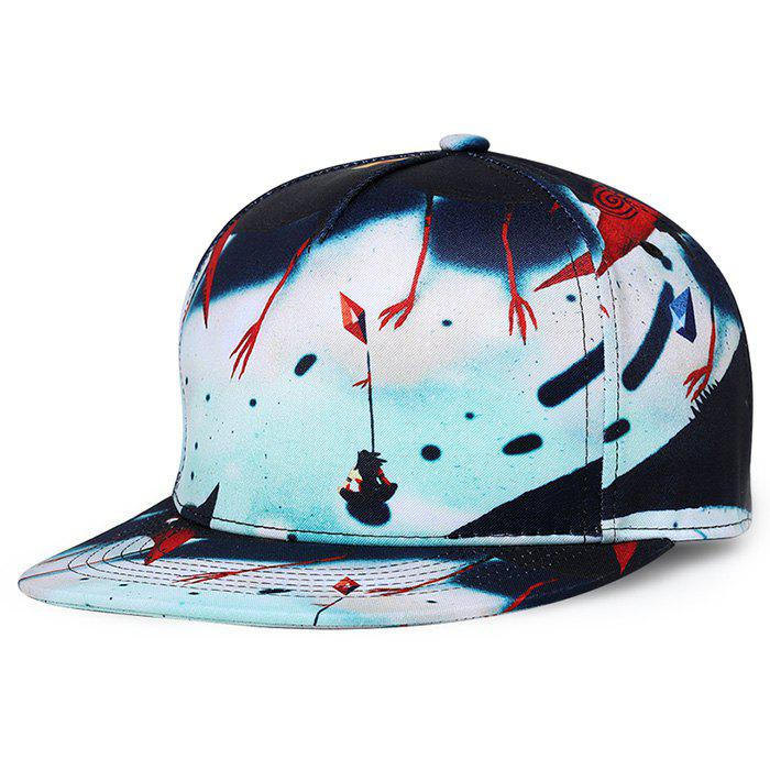 Store Fashionable Peaked / Hiphop / 3D Printed Baseball Cap