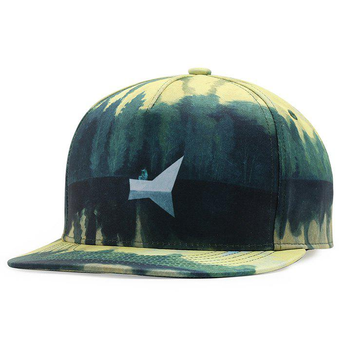 Outfits Fashionable Peaked / Hiphop / 3D Printed Baseball Cap