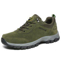 Outdoor Durable Classic Comfortable Anti-slip Hiking Shoes for Men -