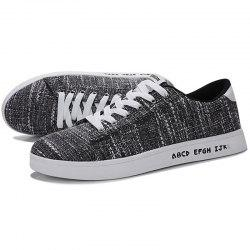 Students Mesh Casual Flat Shoes for Man -