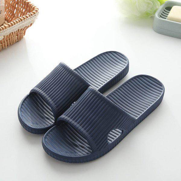 Outfit Practical Male EVA Slippers for Home Shower Use