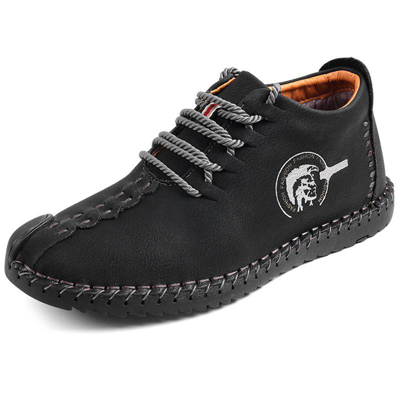 Sale Fashion Comfortable Leisure Durable Casual Leather Shoes for Men