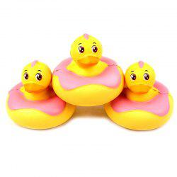 SANQIELAN Jumbo Squishy Slow Rebound Toy Duck for Relieving Stress 1pc -