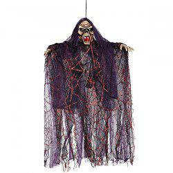 Creative Halloween Hanging Ghost Witch Pendant Decoration -