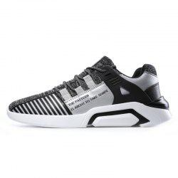 Men Lace Up Mesh Casual Athletic Sports Shoes Sneakers -