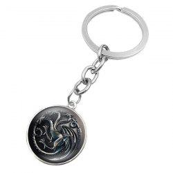 Creative Bag Accessories Hanging Buckle Key Chain Ring -
