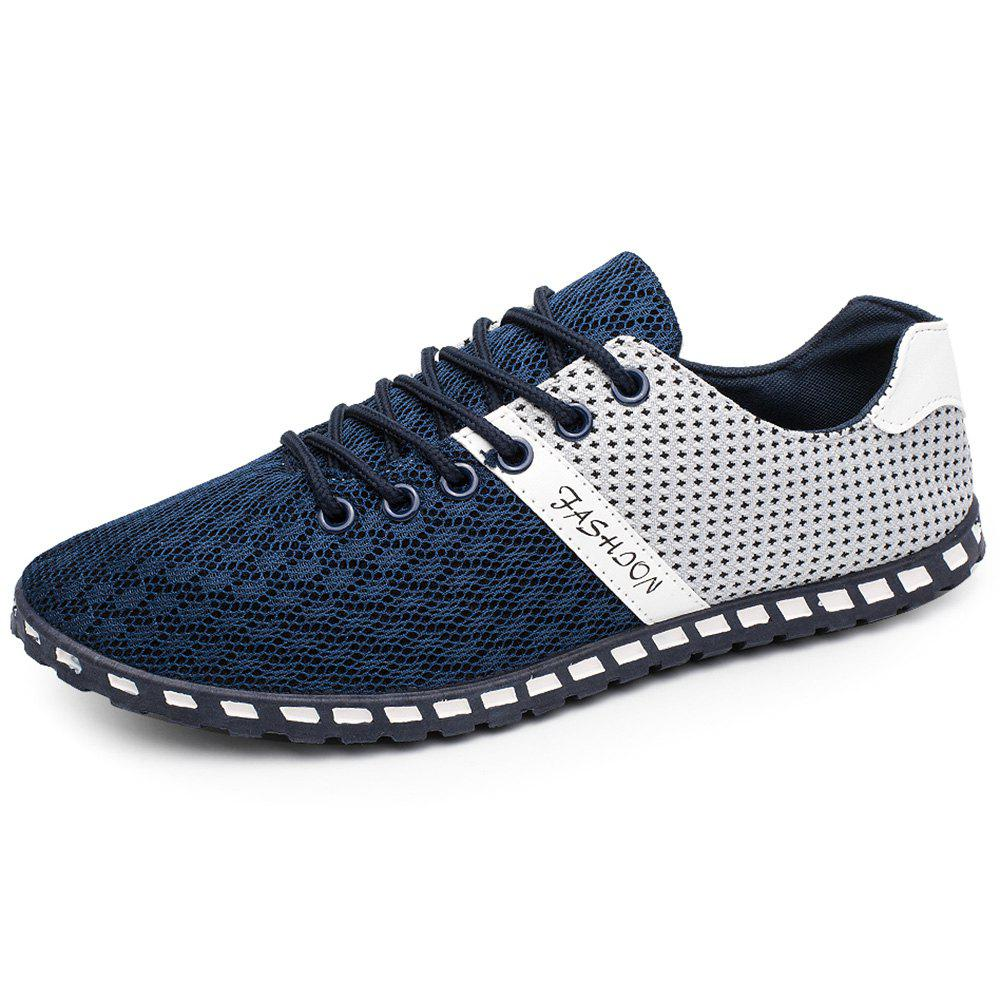 Hot Summer Breathable Mesh Lightweight Shoes for Man