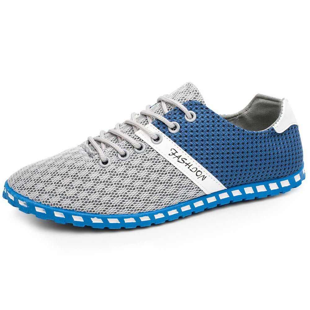 New Summer Breathable Mesh Lightweight Shoes for Man