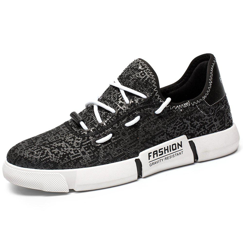 Best Summer Breathable White Wild Sneakers for Man